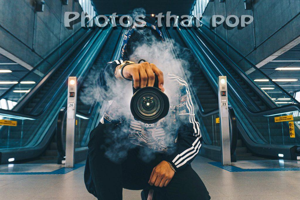 Photos that pop
